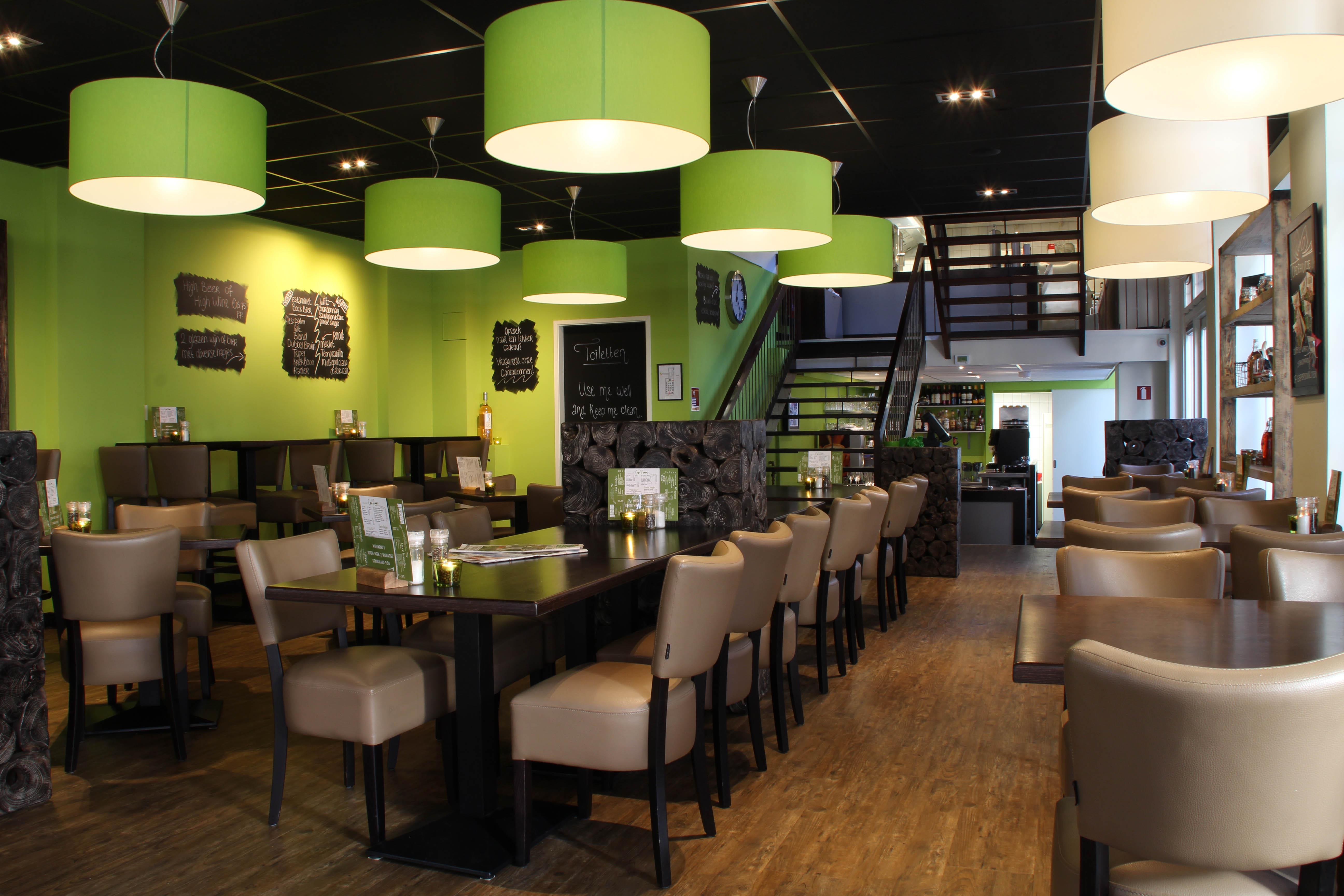 Brasserie Dichtbij - Restaurant in Amersfoort centrum
